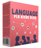 Thumbnail Niche Blog For Language