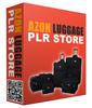 Azon Luggage Store Website