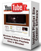 Thumbnail YouTube Playlist Site Creator