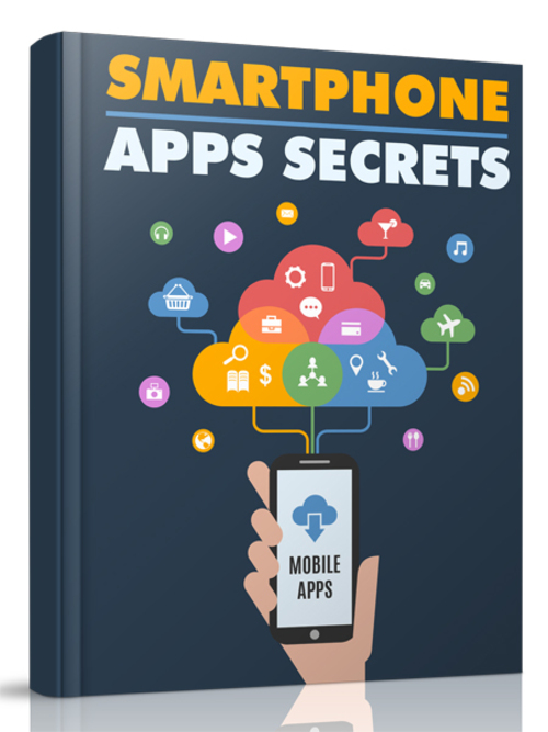 Product picture Smartphone APPS Secrets