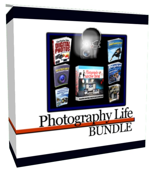 Product picture Photography Life Bundle