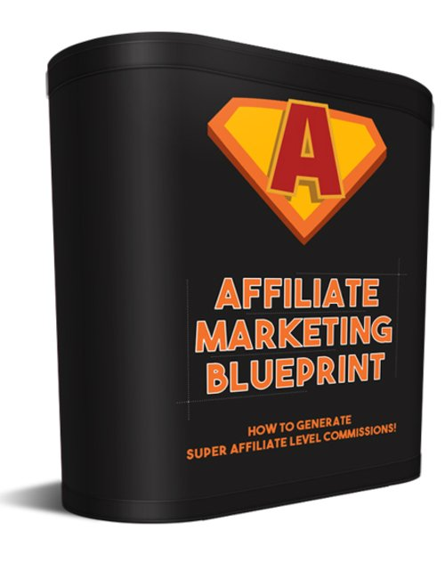 Product picture Affiliate Marketing Blueprint