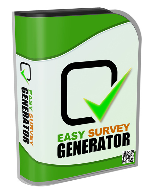 Product picture  Easy Survey Generator