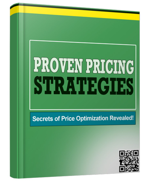 Product picture Proven Pricing Strategies