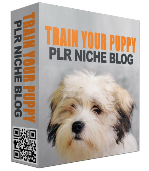 Product picture Ready Made Puppy Training Blog