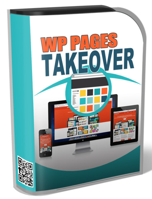 Product picture Pages Takeover Plugin For WordPress