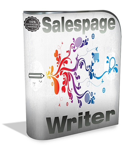 Product picture Salespage Writer