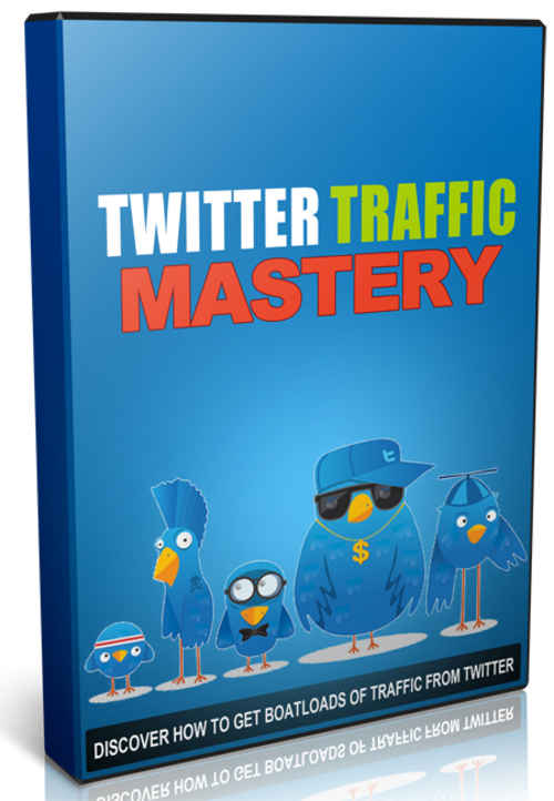 Product picture Twitter Traffic Mastery