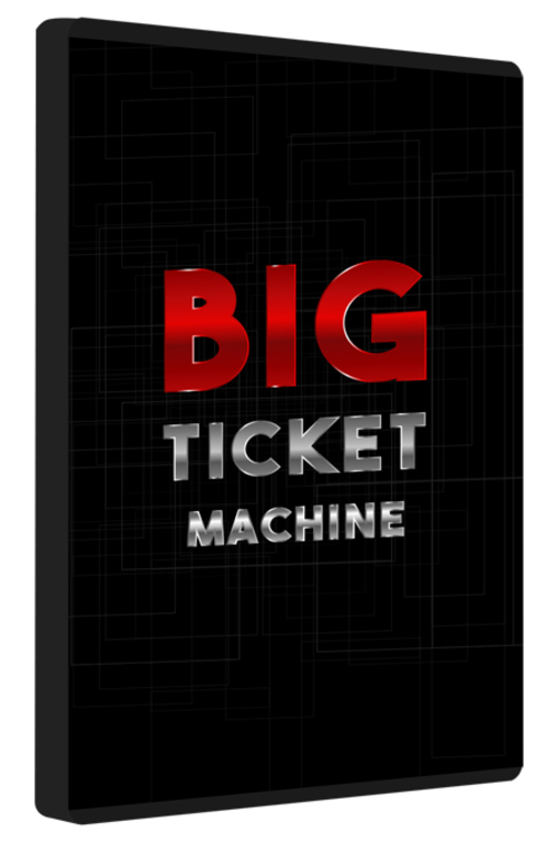 Product picture Big Ticket Machine