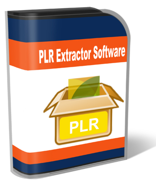 Product picture PLR Extractor