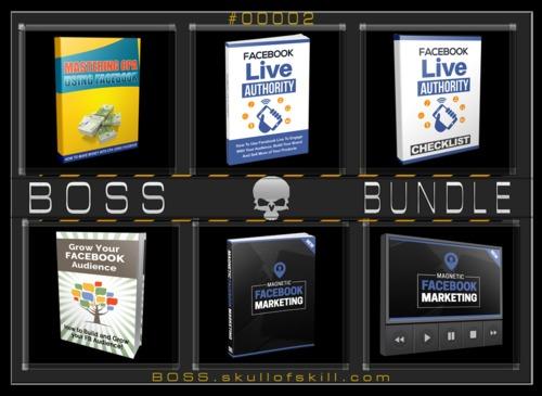 Product picture BOSS Bundle #00002 - Facebook Bundle